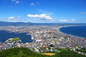 函館山からの景色
